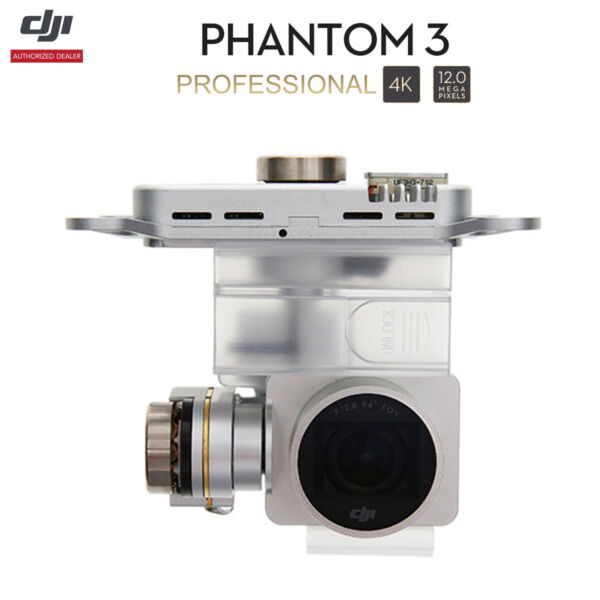 DJI Phantom 3 Professional Drone 4K Camera Gimbal 3-Axis 12 Megapixel HD Part 5