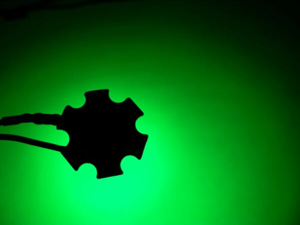 Green RC Night Flying 1 Watt LED Plug and Play  Quadcopter Tricopter Hexacopter