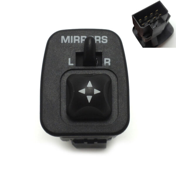 Power Mirror Switch Button for Ford Expedition Windstar Pickup Truck F150 F250