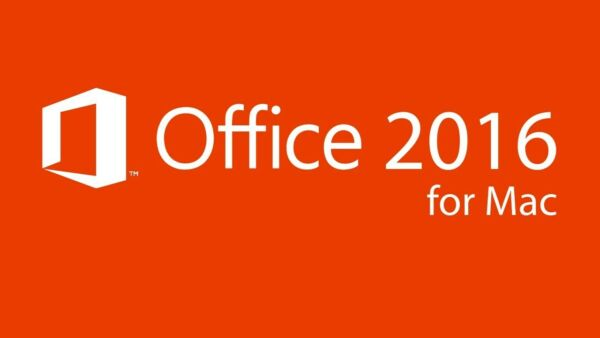 MICROSOFT OFFICE 2016 STANDARD MAC 32/64 BIT ESD - ORIGINALE FATTURABILE