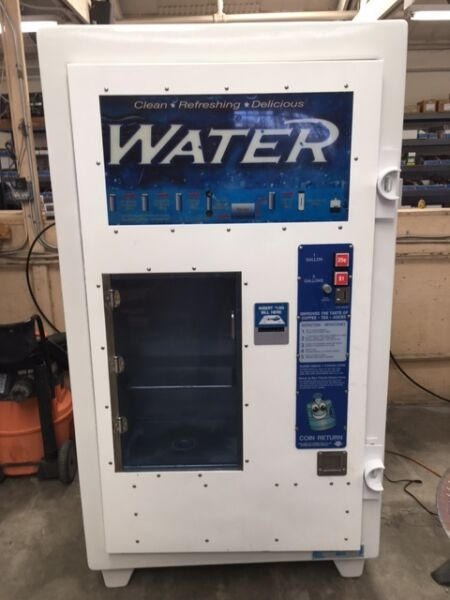 Reconditioned Water Vending Machine Model W-250