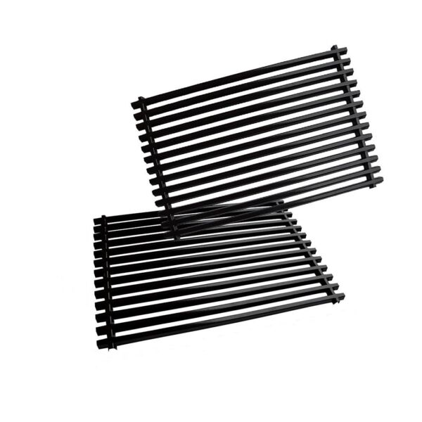 Replacement BBQ Porcelain Enameled Cooking Grill Grates for Weber Genesis Spirit