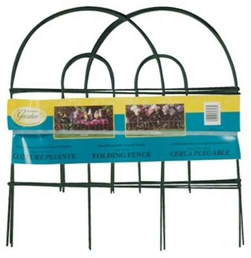18x8 GRN Arch FenceNo 89312  Panacea Products Corp-Import 3PK