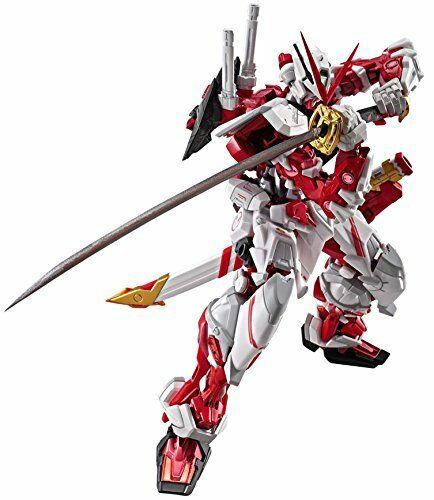kb09 BANDAI METAL BUILD Mobile Suit SEED Astray Gundam Astray Red Frame Figure