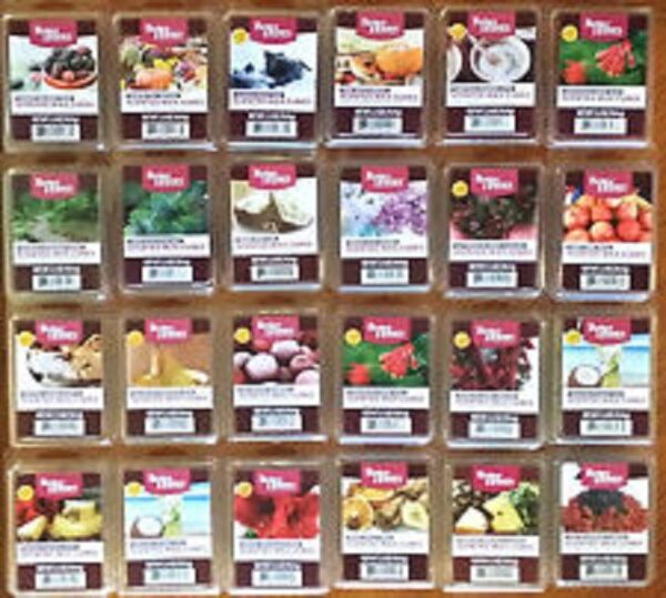 YOU CHOOSE Better Homes and Gardens Scented Fragrance Wax Cubes $2.77