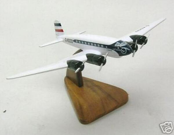 Focke Wulf FW-200 Condor Airplane Desktop Kiln Wood Model FREE SHIPPING Large