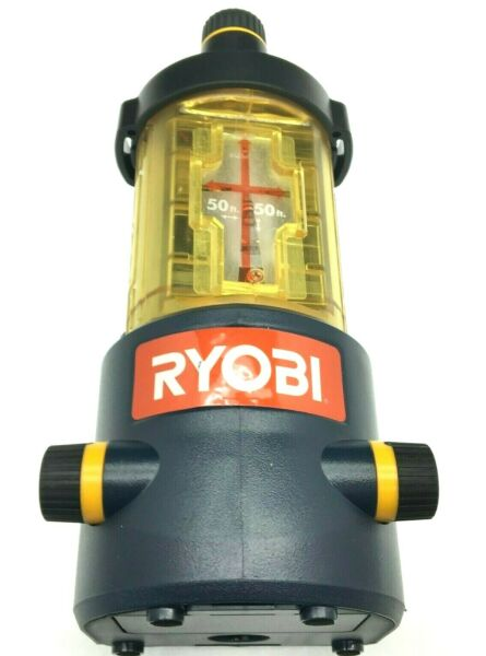 NEW RYOBI AIRGRIP SELF-LEVELING LASER LEVEL HORIZONTAL & VERTICAL 360 ELL0006