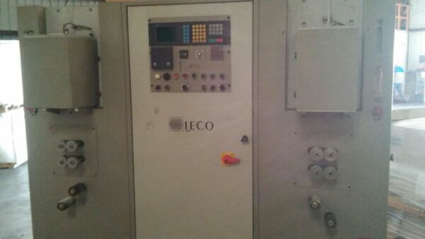 CONTINUOUS CASTING FURNACE IECO VERTICAL MELTING MACHINE IECO DUAL CASTING