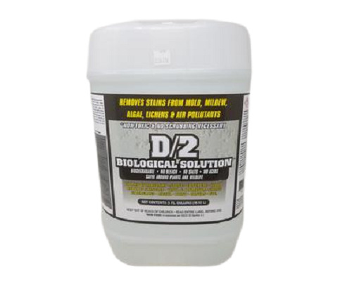 D2 Biological Cleaning Solution - 5 Gallon Pail