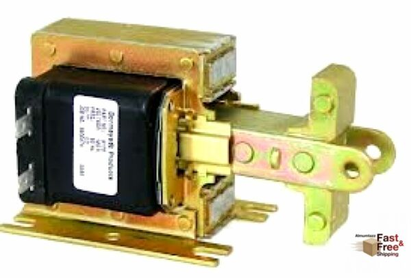 Central Boiler Outdoor Wood Furnace Solenoid Stroke Range 1 8 to 1quot; 120VAC $49.27