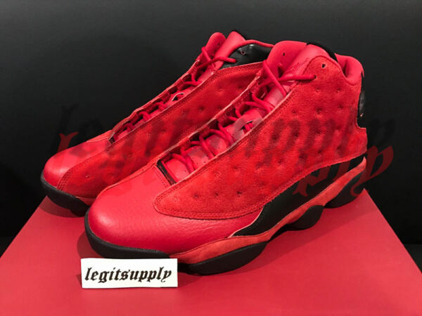 Nike Air Jordan 13 XIII Retro Chinese Single Day ASIA EXCLUSIVE What Is Love