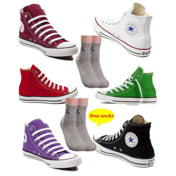 Classic High Top Sneakers Men Women Chuck Taylor casual Canvas  Athletic Shoes