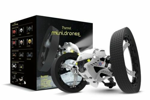 Parrot Buzz Jumping Night Mini Drone. {Brand New Free Priority Mail Shipping}