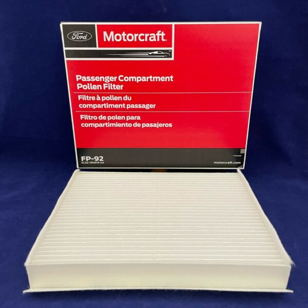 Genuine OEM Motorcraft Ford F-150 FP79 Cabin Air Dust & Pollen Filter Free Ship