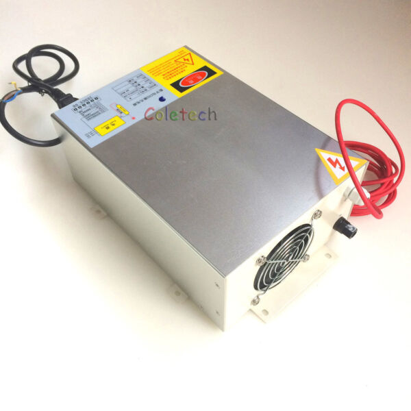 General Type CO2 laser power Supply 220V for 40W to 80W Laser Tube 50W 60W