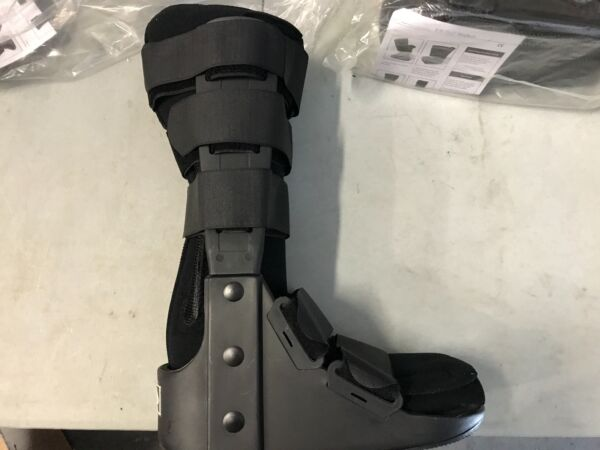 Darco FX Pro Stirrup Walker Hi Walking Boot Medium Size Brand New