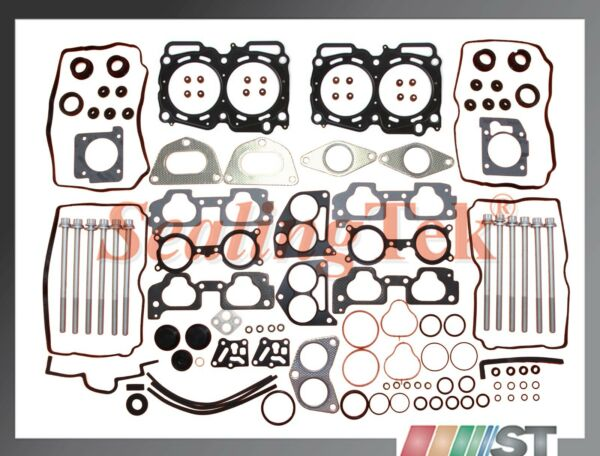 Fit 2004-09 Subaru 2.5L EJ25 SOHC Engine Cylinder Head Gasket Set with Bolts Kit
