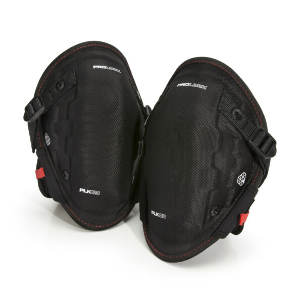 PROLOCK 93180 Professional Construction Foam Comfort Safety Knee Pads Tactical