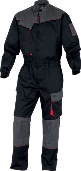 Delta Plus Work Overalls Boiler Suit Coveralls 2 Way Zip Open Dmachcom DMCOM GBP 49.95