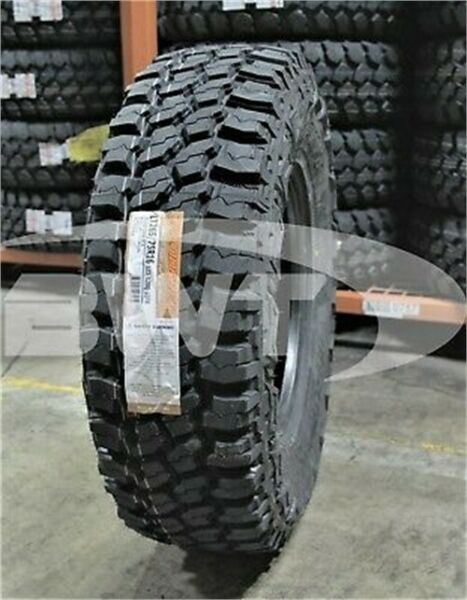 4 New Thunderer TRAC GRIP M/T MUD Tires 2657516,265/75/16,26575R16