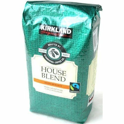 Starbucks coffee bean house blend 907g green regular coffee Import Japan