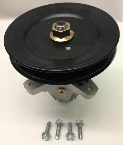 Spindle assembly replaces MTD Cub Cadet Nos. 618 04950 918 04822A amp; 918 04889A