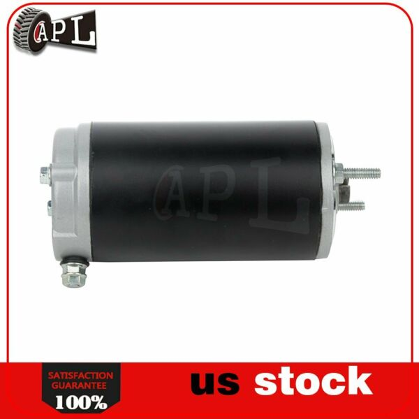 New Starter For Snow Plow Lift Motor Meyer E47 Pump AMT0300 15054 430-21000 5200