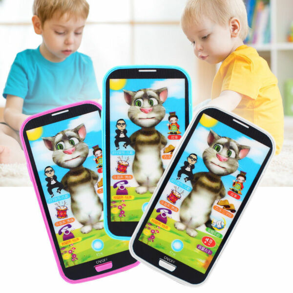 Kids Baby Simulator Music Phone Touch Screen Educational Learning Toy New
