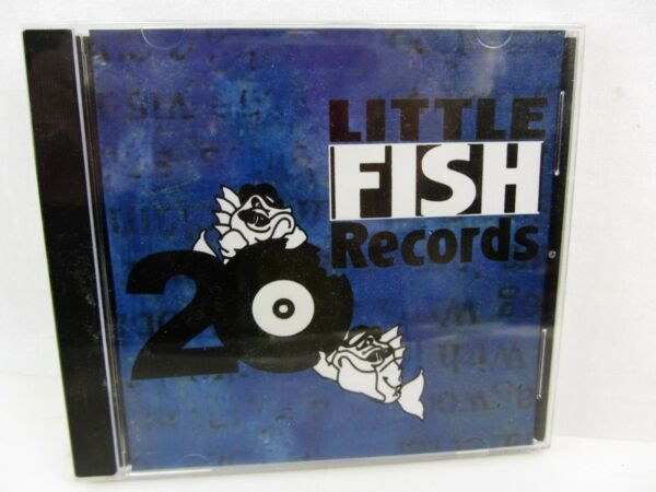 NEW Little Fish 20 Year Sampler CD Oct 2014 Little Fish Records $9.89