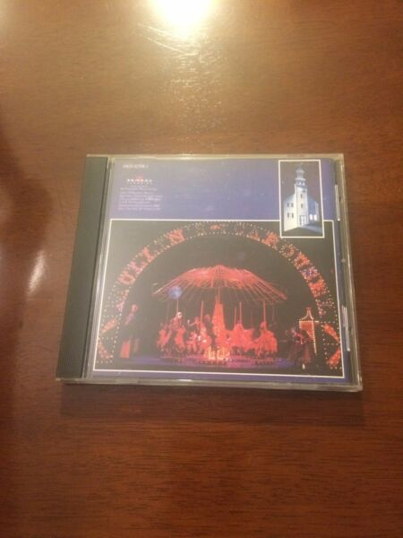 CD Compact Disc Carousel Rodgers and Hammerstein