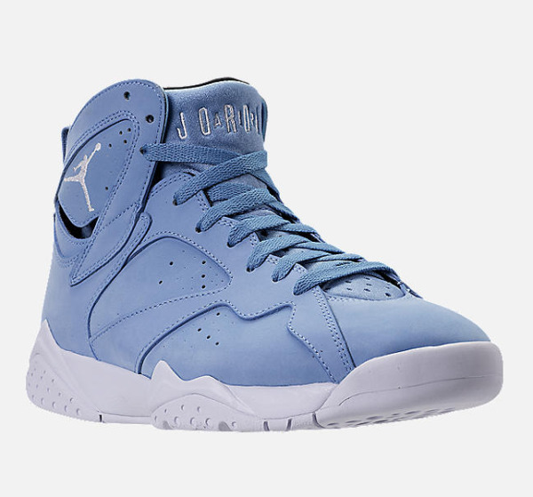 Exclusive New Men's Nike Mens Air Jordan Retro 7s.  University Blue/White