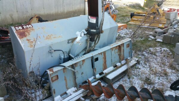 I SOLD THIS ITEM LOCALLY TRYING TO REMOVE LISTING BOBCAT snow blower