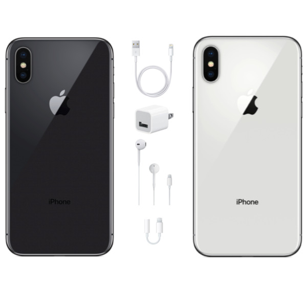 Apple iPhone X 256GB - GSM  Unlocked - USA Model - Apple Warranty - BRAND NEW!