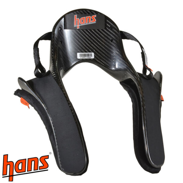 Hans Pro Ultra Carbon FHR Device FIA & SFI Approved RaceRally - All Sizes