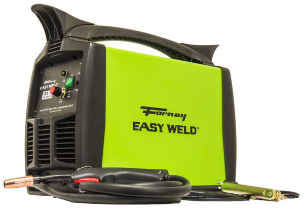 Forney 299 120v 125a Easy Weld™ 125 Flux-Core Welder, 305, Forney Industries