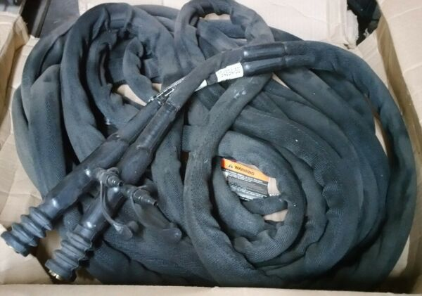 NEW MILLER GENUINE OEM 194894 50FT SUBMERGED ARC SAW SUB WELDER POWER CABLE CORD