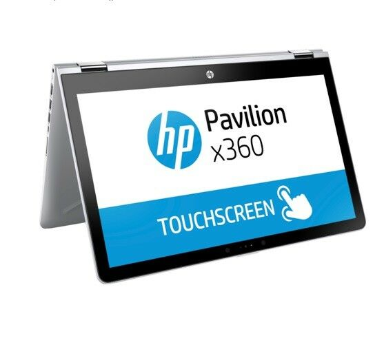 HP 2-in-1 Notebook Tablet Pavilion x360 15 Touch Display Intel Windows 10 DDR4