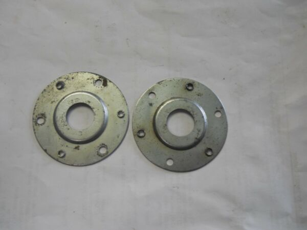 Used Simplicity Snowblower Set of 2 Bearing Retainers 1664016