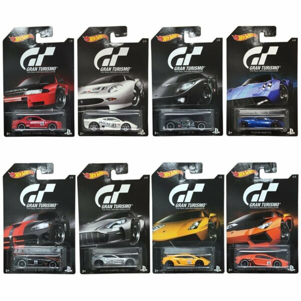 Hot Wheels - Gran Turismo Collection