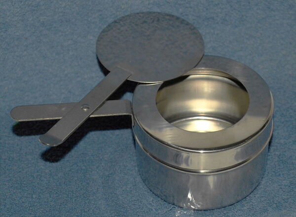 STERNO HOLDERS FOR YOUR CHAFING DISHES 2 Each New Standard Size