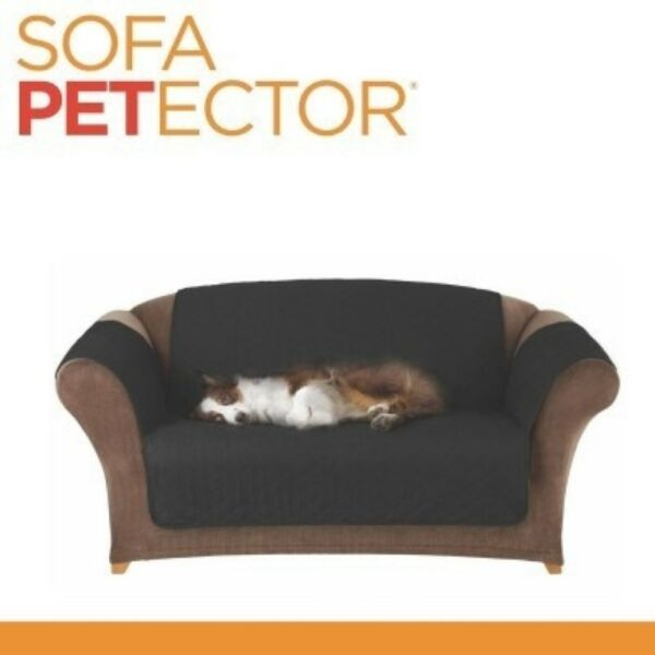 Water Resistant 2 Seater Lounge Dog Cat Sofa Cover Pet Furniture Couch Protector AU $11.88
