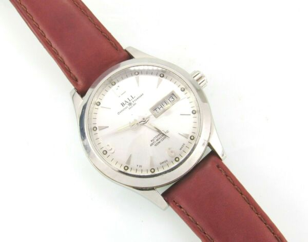 Ball Engineer II Automatic 100m Day Date Watch NM1020C