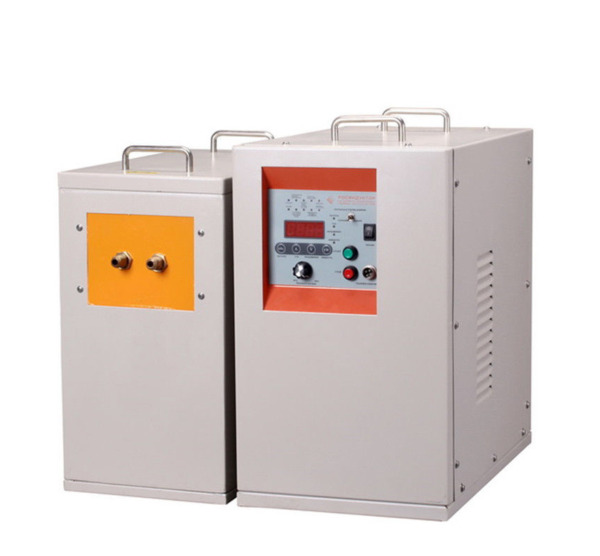 15KW All Solid State Mid-frequency Induction Heater Furnace bi