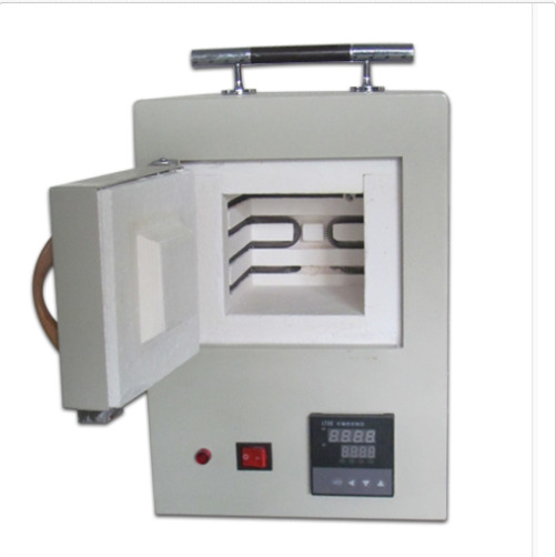 Ceramic Fiber Muffle Furnace Enclosed Laboratory Small Electric Furnace 1.5kw B
