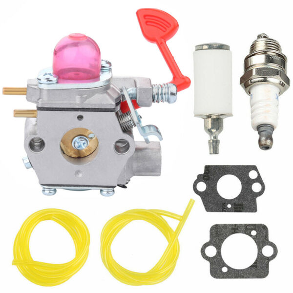 Carburetor amp; Filter For Walbro WT 875 A Poulan Craftsman Blower BVM200C BVM200VS