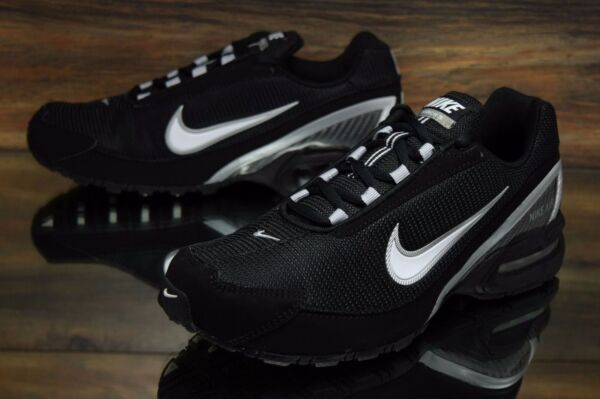 Nike Air Max Torch 3 Black White 319116-011 Running Shoes Men's Multi Size