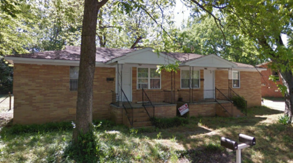 Fixer Upper Duplex - Macon, Georgia - no reserve, winning bid gets it