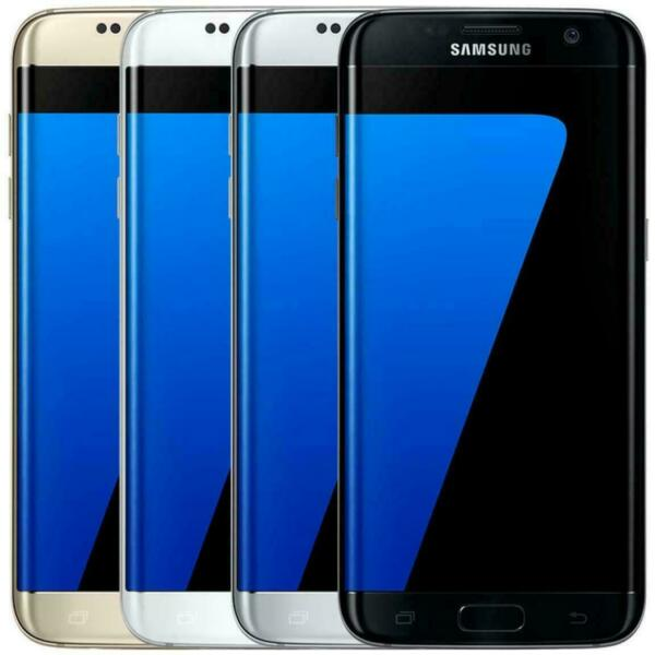 Samsung Galaxy S7 Edge SM-G935T 32GB T-Mobile Unlocked Android Smartphone 5.5