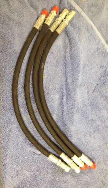 Platinum series Replacement Hoses For JOHN DEERE 54 PLOW BLADE lift angle 4