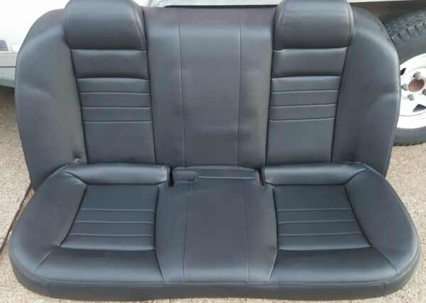 Dodge charger rear seats